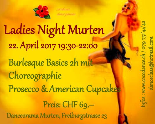 Murten Burlesque 22.4